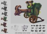 Ram Carriage - design page by FlamesofFireLily