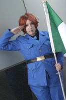 Hetalia: Serious Italy by SerenaDoll