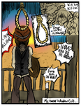 Tales From the Gallows- Ch 1 Pg1 by InvaderIka
