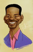 Will Smith by patrickianmoss