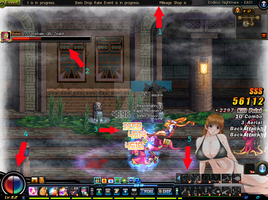 New Bubble Jelly HUD Kasumi (DOA) Series by TooneGeminiElf