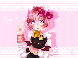 (new chara)Hime-chii by Aoi-chan01