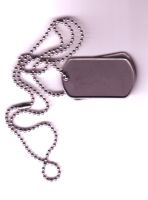 Dog Tags 1 by tenderized-meat
