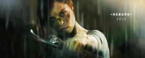 Tomb Raider Reborn Your Move by StarryMuse