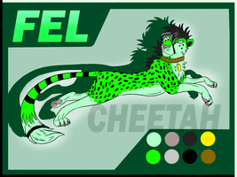 Fel Ref Sheet by Thealess