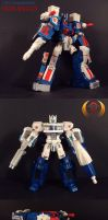 Ultra Magnus City Commander by Unicron9