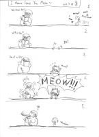 I wanna scare you meow by UnknownSoulCollector