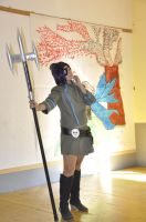 Chrome Dokuro Cosplay Moguwork by HellDolly