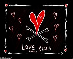 Love Kills by Hellknight10