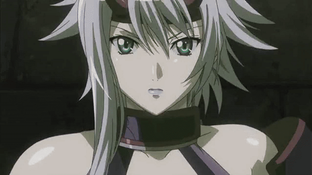 Queens Blade Bondage GIF by RBX2