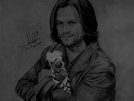 Jared Padalecki by CeNa-Fan