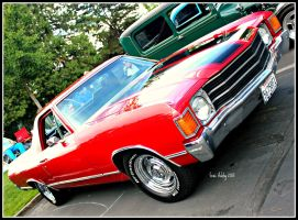 Sweet Elcamino by StallionDesigns