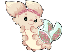 COM- Paca for Floramisa by FluffleBear
