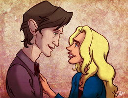 Doctor Who : I'll Be Waiting by supinternets