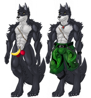Bryan ref by kaze-fox