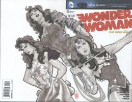 Blanks: The Wonder Girls by redgvicente