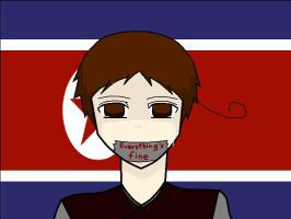 Welcome to North Korea by hayley566