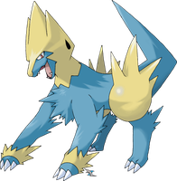Manectric v.2 by Xous54