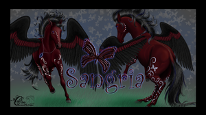 Sangria Introduction by Candrence