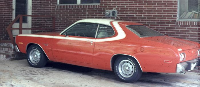 73 Dodge Dart Sport by rhisiart22