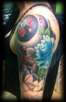 halfsleeve in progress 0312 by WillemXSM