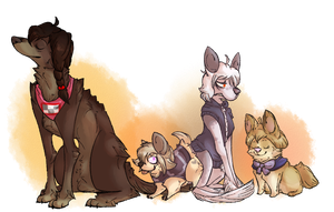 I MADE LUCID DREAMING DOGS by pillbunnies
