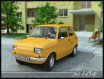 Fiat_126p_2nd by milenplus