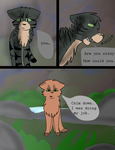 Warriors Unfinished Story pg6 by StrangerClaw