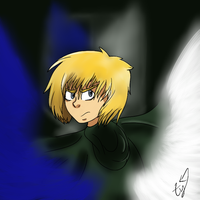 Armin's  Wings of Freedom by chewyrainbow