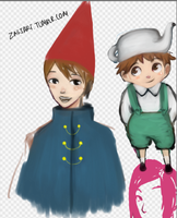 over the garden walls wip by za3j
