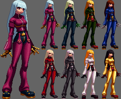 KULA DIAMOND KOFXII Style by KO-KI