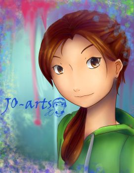 JO-arts' new Deviant ID by JO-arts