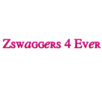 TEXTO PNG ZSWAGGER 4 EVER by AdriEdicion