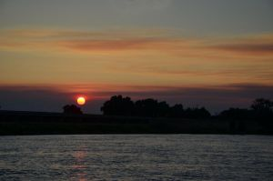 Smoky Sunset by Marilyn958
