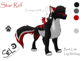 Star Ref - Alter-Evil 2010 by StarVampiress13