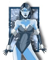 Killer Frost by mrfuzzynutz