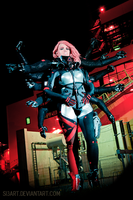 Metal Gear Rising- Mistral by Si3art