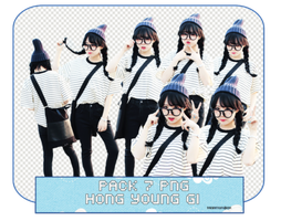 pack 7 png - Hong Young Gi by taebimon