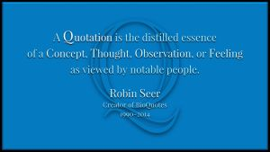 Robin Seer Quote 3 by RSeer