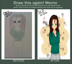 Draw This Again: 2011-2016 by cararawr
