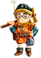 AGDQ2014 ChronoTrigger Obdajr as Lucas by koyote974