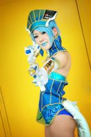 AFA'12 -  Blue Rose by macross-n