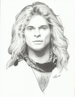 David Lee Roth #12 by lryvan