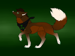 Wolf Adopt Auction [CLOSED] by MiniNurbe