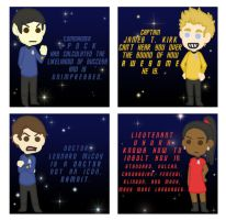 Star Trek Icons for EVERYONE by crazylolli