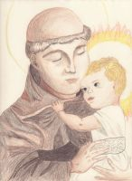 St. Anthony by CityOnOurKnees