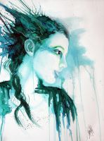 Little Green monster by anneeeTH