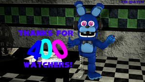 [SFM] 400 Watchers by TIM-idator