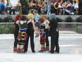 Kingdom Hearts On Ice_9 by squirrely-chan
