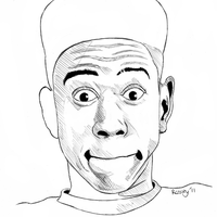 Tyler The Creator by rcrosby93